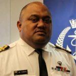 Commander Humphrey Tawake